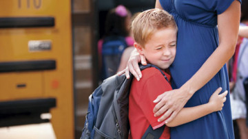 6 Ways to Help with Separation Anxiety at School