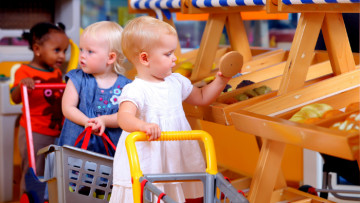 Jumeirah International Nurseries and the Early Years Foundation Stage Curriculum (EYFS)