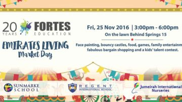 Join us at the Emirates Living Market Day