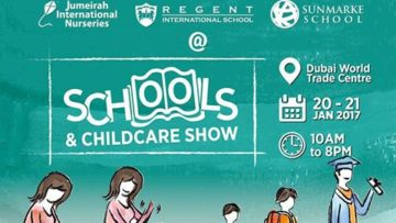 Visit Us @Schools and Childcare Show